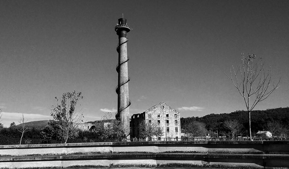 A fábrica de açúcar de Portas