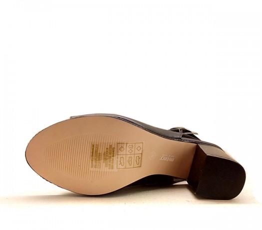 Sandálias Mulher Mtng 53917 Preto