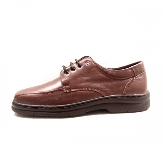 Sapatos Homen mod. 451 Castanho