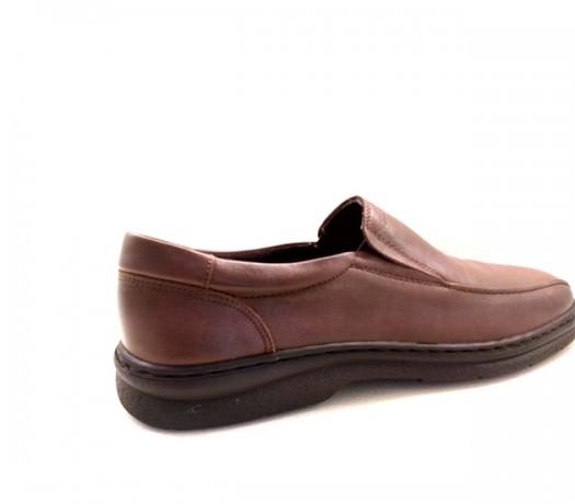Sapatos Homen Mod. 461 Castanho