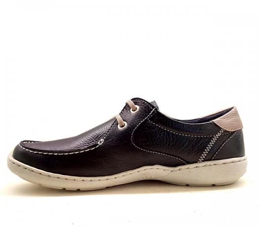Sapatos Para Homen Nuatic 358 Marino