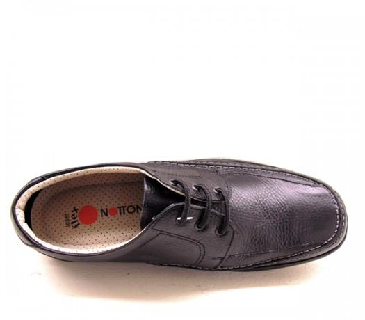 Sapatos Homen Superflex En Cor Preto