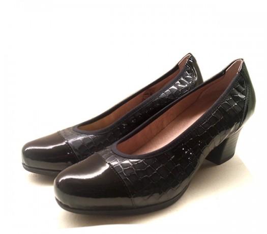 Sapatos Pitillos 1630 cor preto