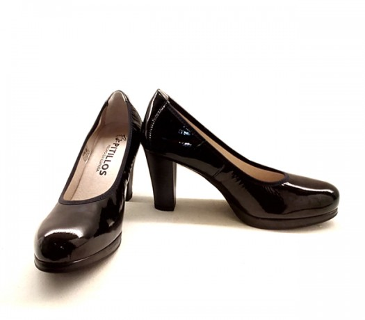 Sapatos Pitillos 1269 Mulher Preto