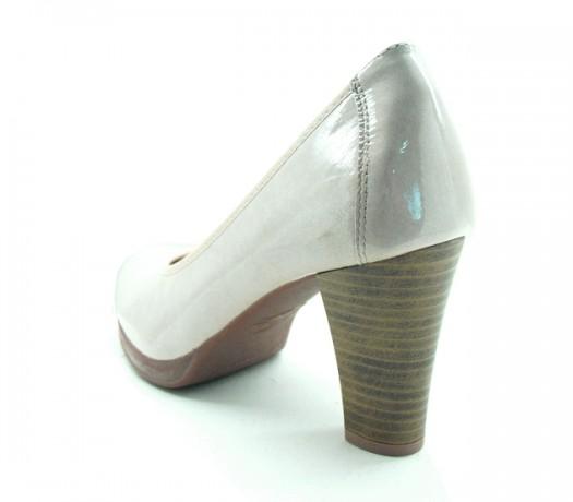 Sapatos Pitillos Mulher Cor Perlado