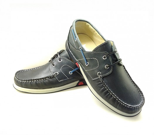 Nautic Style Shoes by Berllini Blue