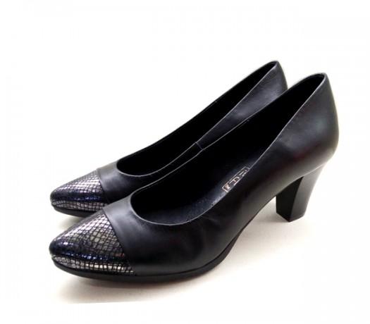 Sapatos Desiree 1297 antracita
