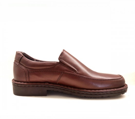 SAPATOS FLUCHOS 7262 MARRON
