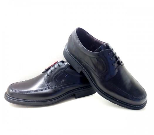 Sapatos Fluchos Brezza 9482 Preto