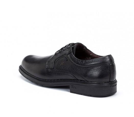 Sapatos Fluchos Clipper Preto