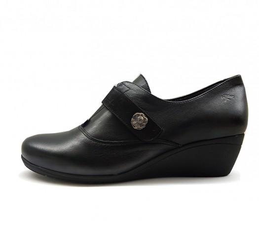 Fluchos mulheres 9528 cor preto