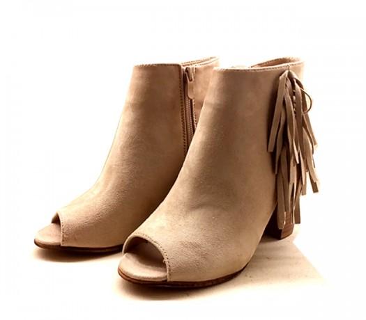 Sandálias Low Cost Mulher cor bege