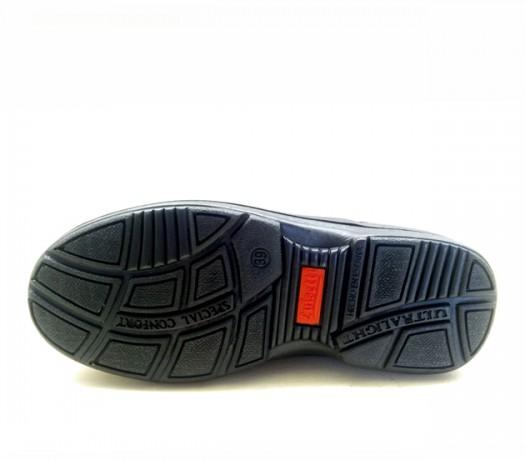 Sapatos Homen 20401 Couro