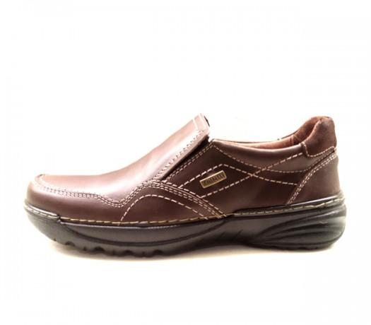 Loafer Esportivo Homen 16210 Castanho