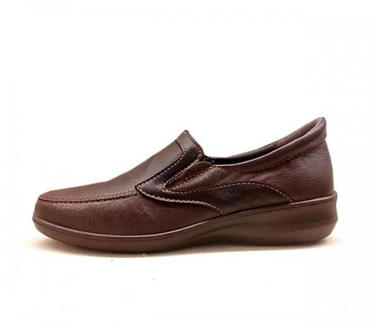 Sapato Mulher 17710 castanho