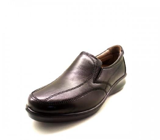 Sapatos Confort Lady 305 Preto