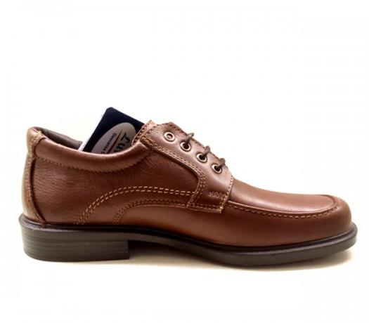 Sapatos Para Homen 13621 Cor Couro