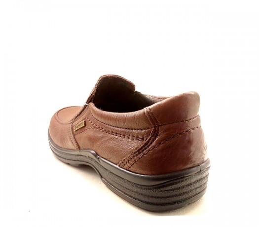 Sapatos Luisetti 20400 castanho