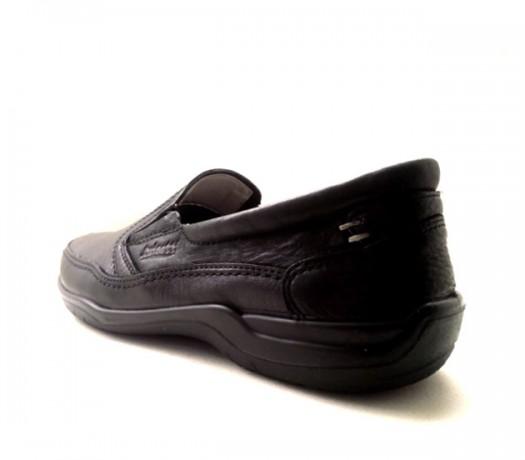 Sapatos Hombre 19500 Preto