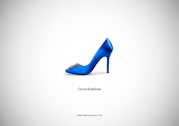 Zapatos Carrie Brandshaw
