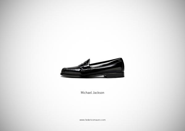 Zapatos Michael Jackson