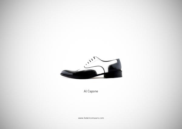 Zapatos de Al Capone