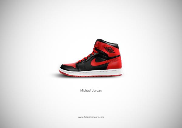 Botines Michael Jordan