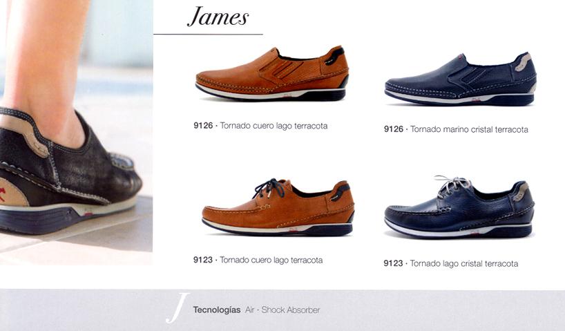 Fluchos James 2016