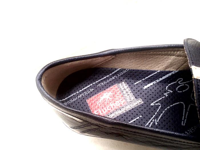 zapatos fluchos pegaso interior