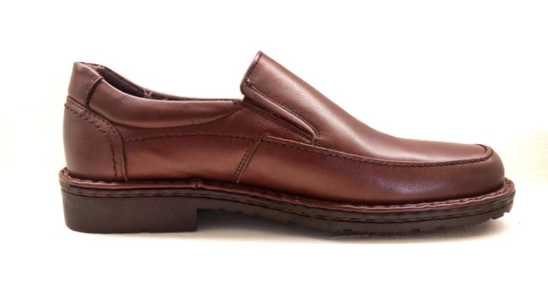 Detalle del anverso zapatos fluchos 7262