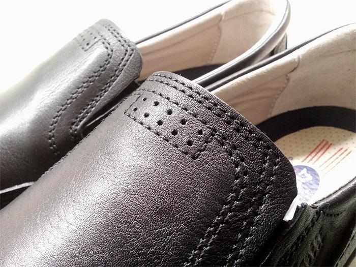 Calidad de las pieles en zapatos Luisetti